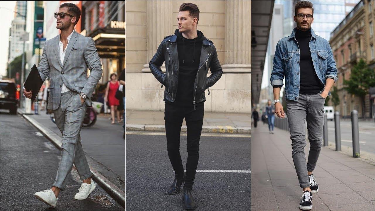 Men Fashion Trends 2019 Fall