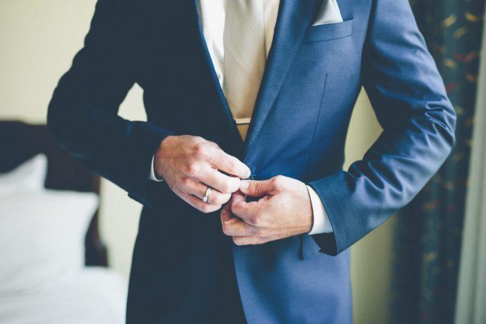 Blue Suits for Men