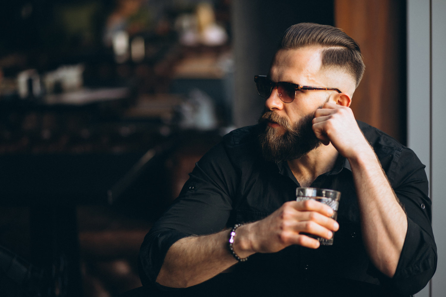 Fine Fashion And Tradition In The Beards Styles For Men Natural Hairstyles Runnerswayorg