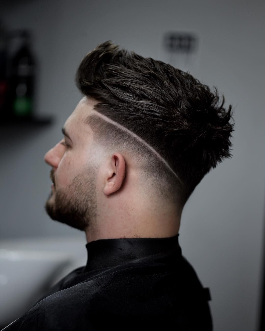 Wondrous Best Fade Mens Haircuts 2019 Idea Styles For Men Natural Hairstyles Runnerswayorg