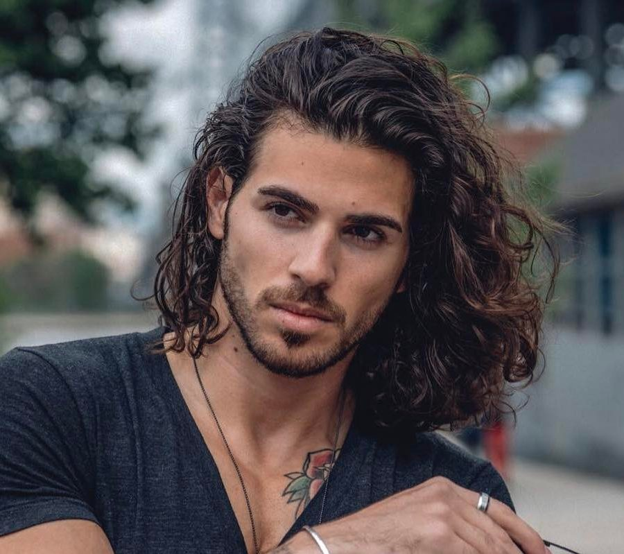 Men Long Haircuts 2019 A Guide For Beginners Styles For Men