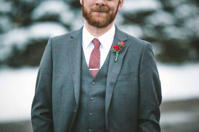 Beards for a Wedding