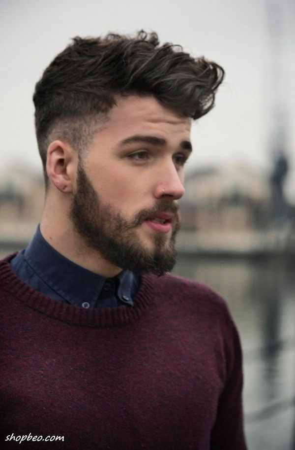 Magnificent Mens Beard Styles Pictures Fresh Trendy Men Beard Styles 2015 Natural Hairstyles Runnerswayorg
