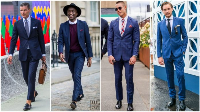 How To Wear The Navy Style