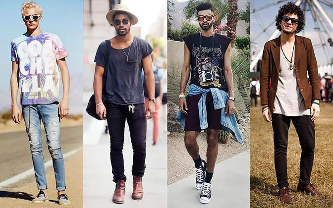 how to dress for a festival