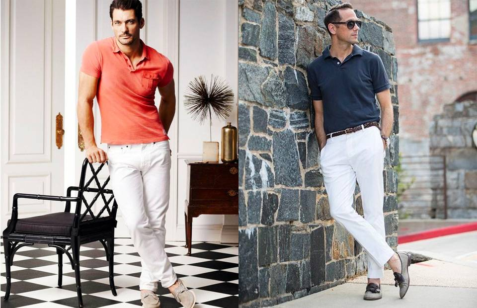 How to Wear a Polo Shirt With Style