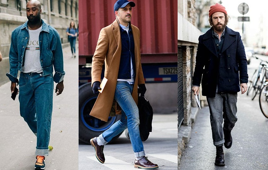 The Rustic Style In Men S Winter Fashion Styles For Men