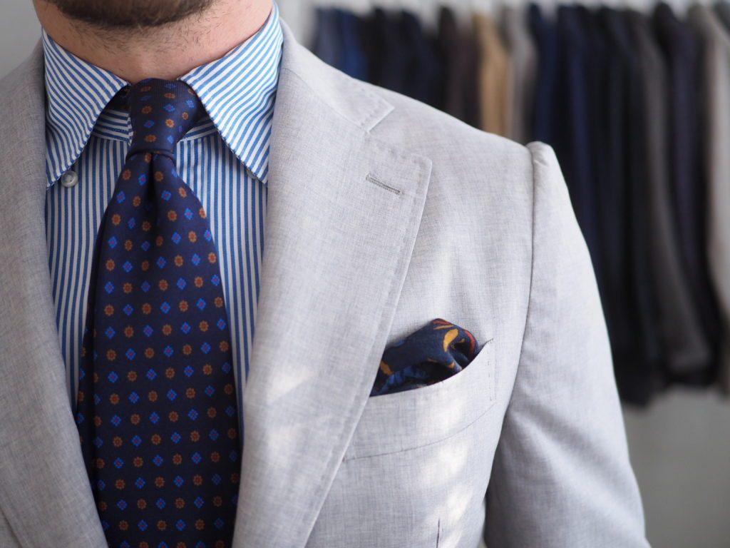 Combine Shirts and Ties