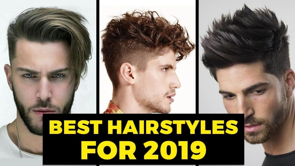 Superb Stylish Mens Hairstyles Men Hairstyles Trends Of 2019 Styles Natural Hairstyles Runnerswayorg