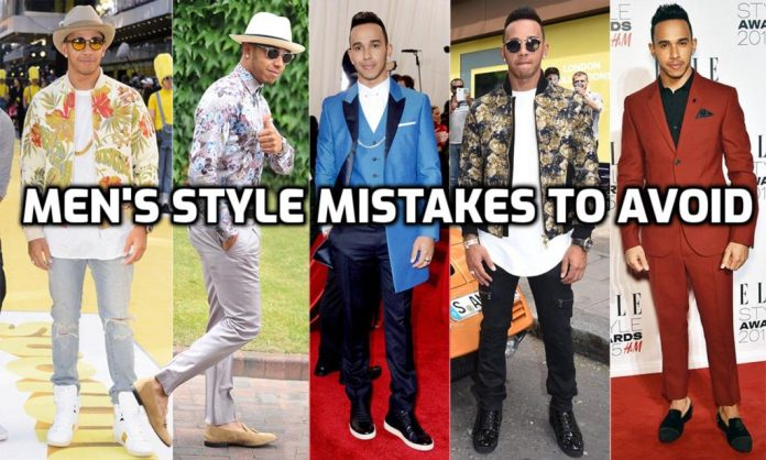 Style and dress mistakes that every man should Avoid