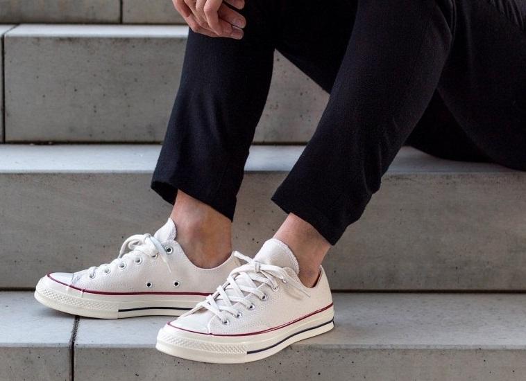 combine Converse shoes