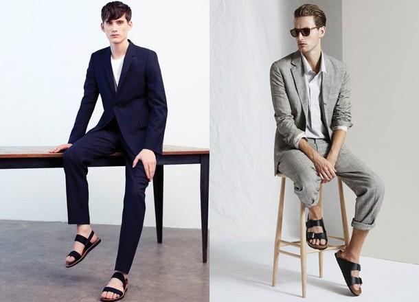 The Arrival (again) of Men's Sandals   Styles for Men
